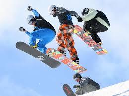 rękawice snowboardowe