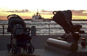 nowoczesne wózki dla dzieci